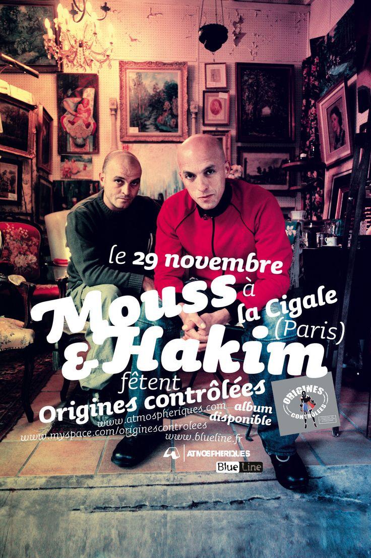 Mouss & Hakim (Zebda) | Centre FGO