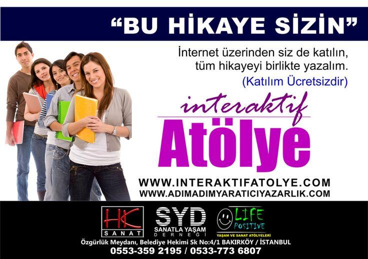 BU HİKAYE SİZİN - İnteraktif Atölye