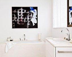 Łazienka styl Nowoczesny - zdjęcie od DZIURDZIAprojekt