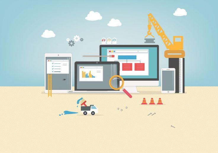 Mik a legfőbb hibák egy weboldalon? - Hornyakdesign