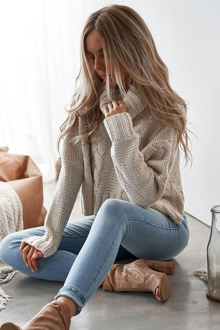 31 The Best Lovely Winter Outfits You Must Own in 2019
