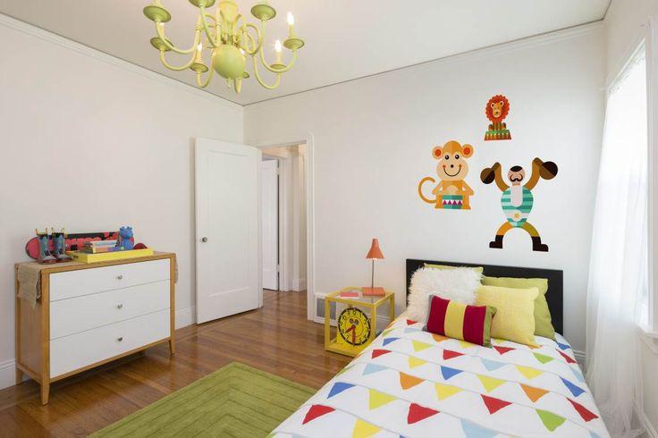Zirkus im Kinderzimmer? Mit diesem Wandtattoo jederzeit! | creatisto