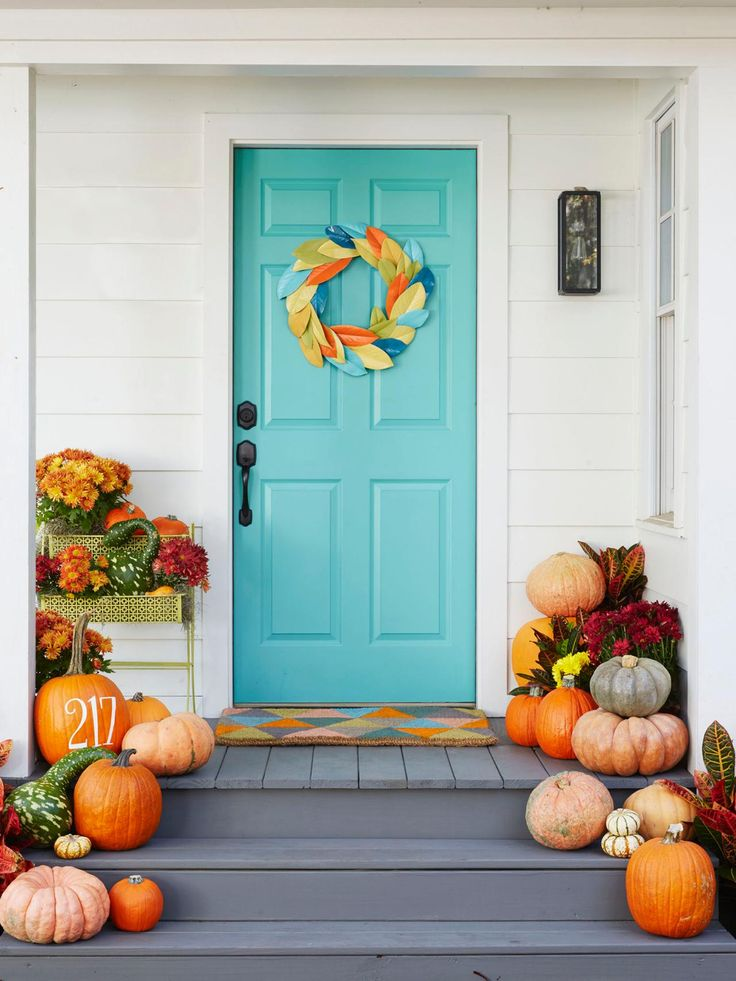 fall decorating ideas for around the house pumpkins