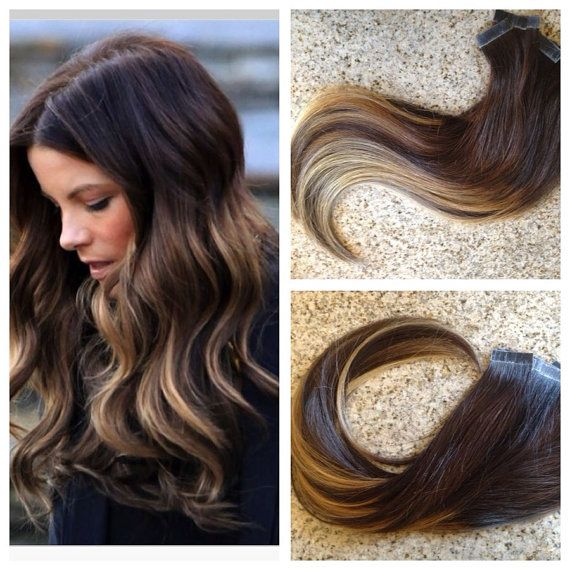49 best babe hair extensions images on pinterest hair hair 5 star ombre balayage cuticle remy human hair keratin fusion tape in seamless weft hair extensions 20pcs pmusecretfo Choice Image