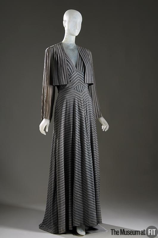 1938 Ensemble by Elizabeth Hawes, via The Museum at FIT.