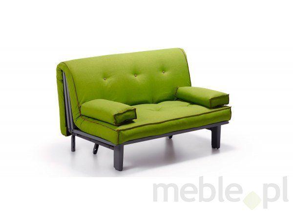 Sofa Capri zielona LaForma S039SK06, LaForma - Meble
