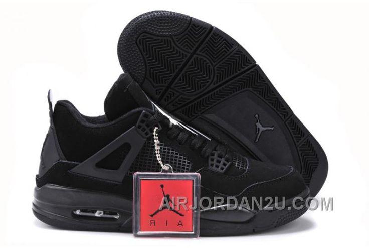 http://www.airjordan2u.com/air-jordan-4-black-cat-for-sale.html AIR JORDAN 4 BLACK CAT FOR SALE Only $85.00 , Free Shipping!