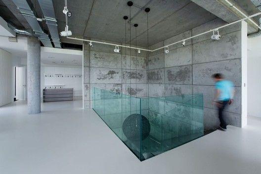 ZAJC Showroom and Production Hall,© Norbert Banaszyk