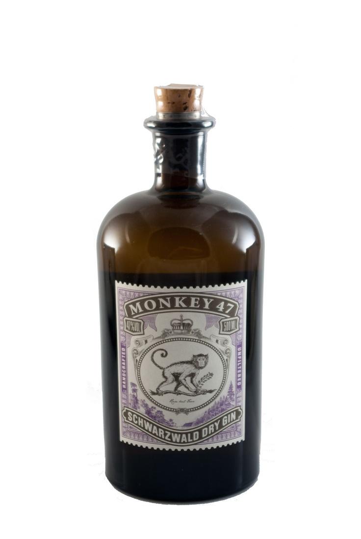 Monkey 47 Gin / 47% vol (0,5L)