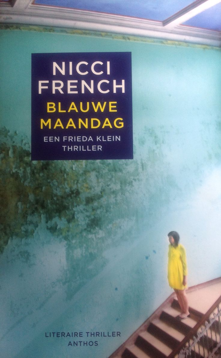 Nicci French: blauwe maandag (2011)