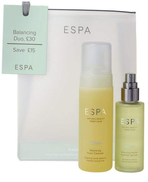Espa Balancing Duo Skincare Set
