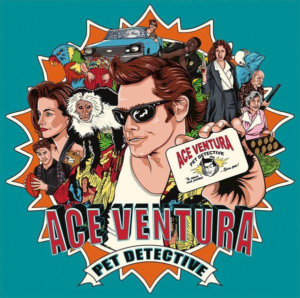 Ace Ventura Pet Detective Vinyl Lp