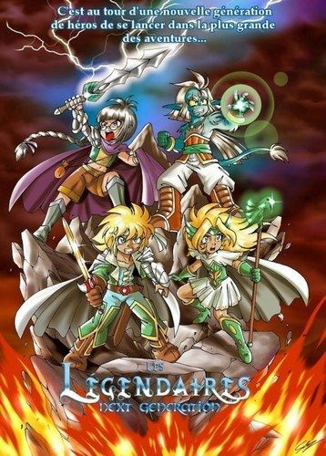 Les enfants des legendaires / the childen of legendaires