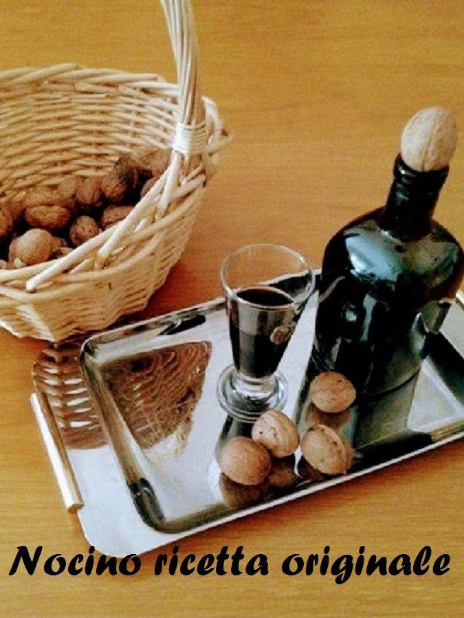 Liquore nocino ricetta originale con le noci acerb…