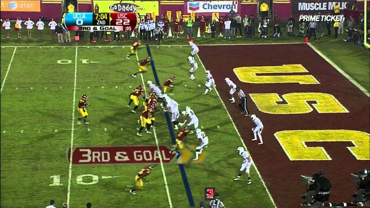 Matt Barkley vs UCLA 2011