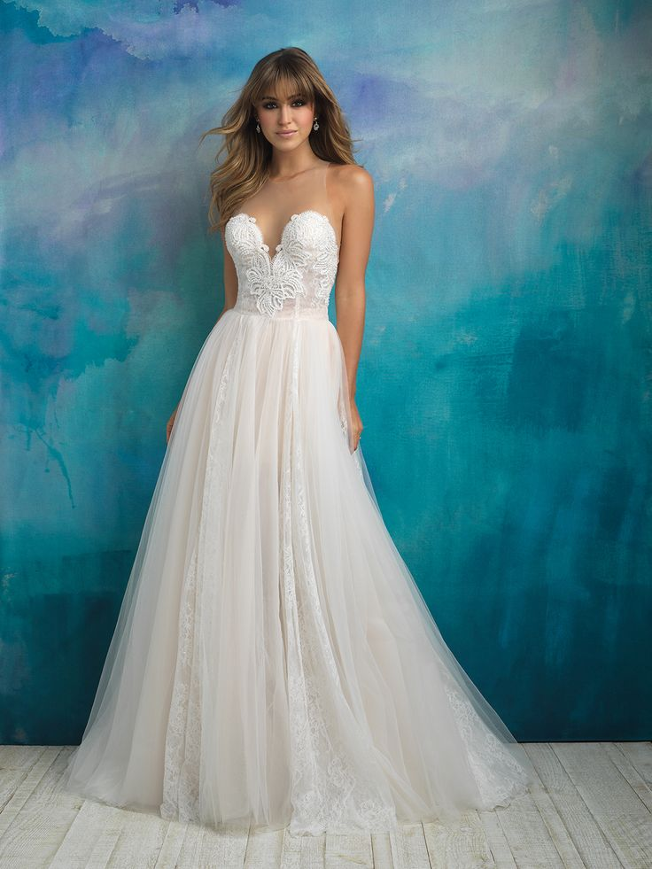 604 best Wedding Dresses images on Pinterest | Wedding frocks, Short ...