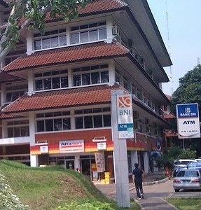 Alfamart Minimarket di Universitas Indonesia