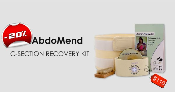 Wow... Massive 20% C-sEction Recovery Kit. Hurry Limited time.