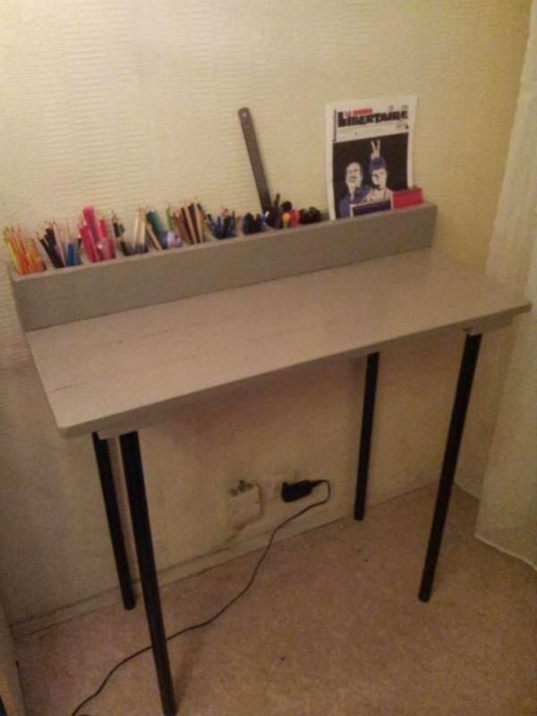 Best 25 meuble ordinateur ideas on pinterest bureau d - Meuble pour ordinateur portable conforama ...