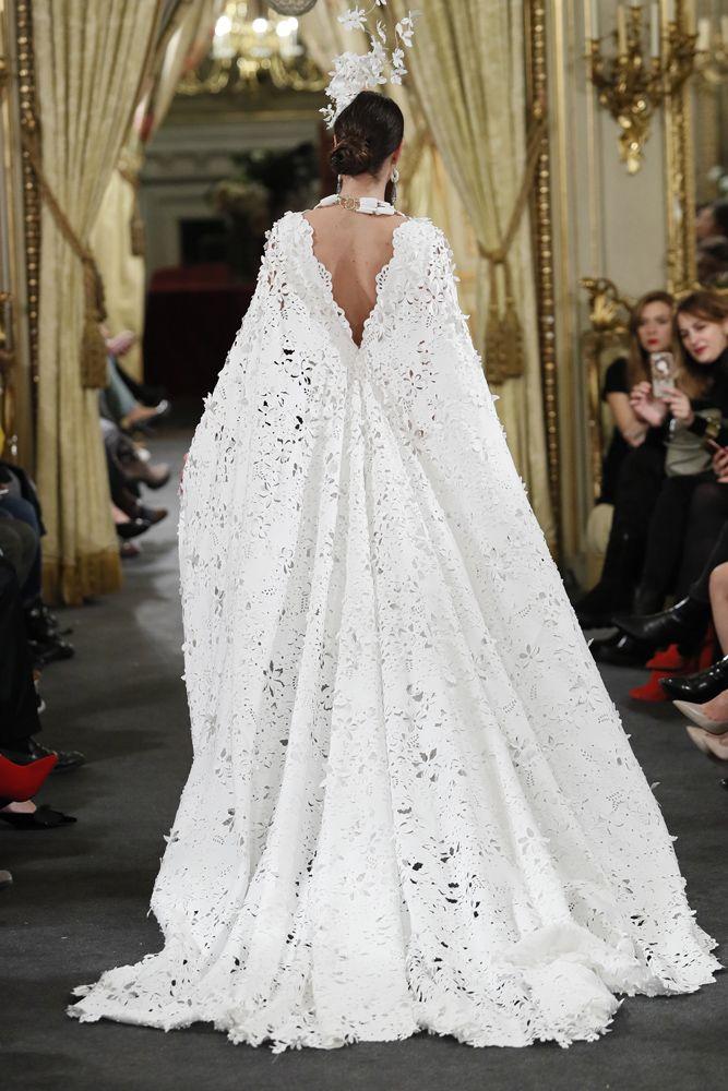 emilio salinas - colección vestidos de novia 2019 - pasarela atelier