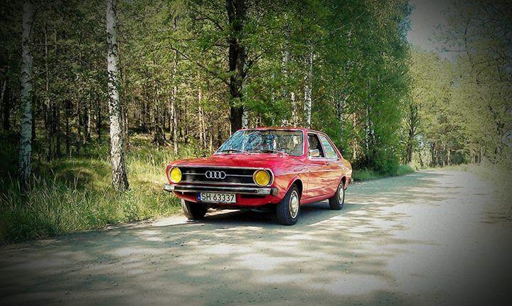 AUdi 80 b1 1975