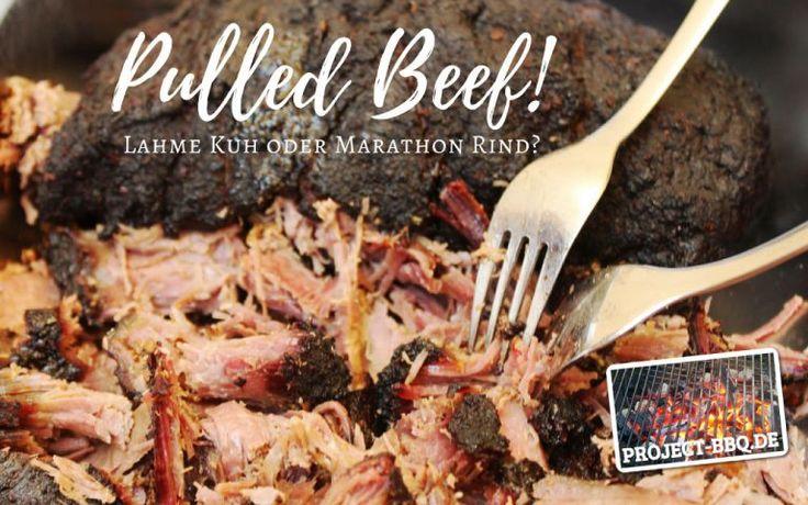 Manchmal muss es eben länger dauern. Pulled Beef ist nach Pulled Pork ein weiterer Klassiker im BBQ und ein definitives Must-Do bei den Long Jobs.