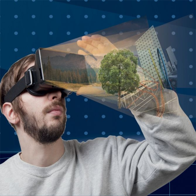 Gafas de realidad virtual Immerse