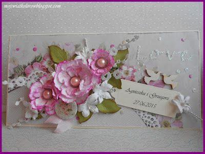 Mój świat kolorów...: Takie kwiatki....