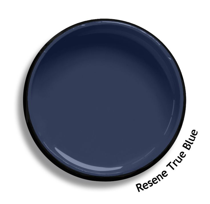 Resene True Blue is an authentic blue with a hint of violet. From the Resene Multifinish colour collection. Try a Resene testpot or view a physical sample at your Resene ColorShop or Reseller before making your final colour choice. www.resene.co.nz