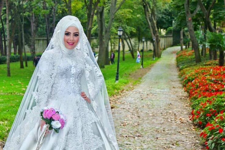 Best 25+ Hijab Wedding Dresses Ideas On Pinterest