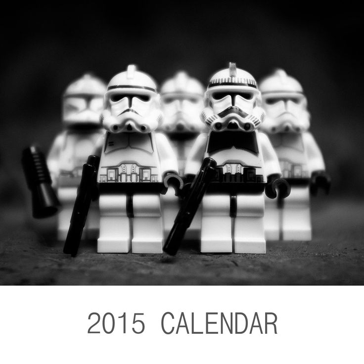 2015 Calendar Star Wars Lego Stormtrooper Month by Month Funny Christmas Gift by JodexPhoto on Etsy https://www.etsy.com/listing/210797532/2015-calendar-star-wars-lego