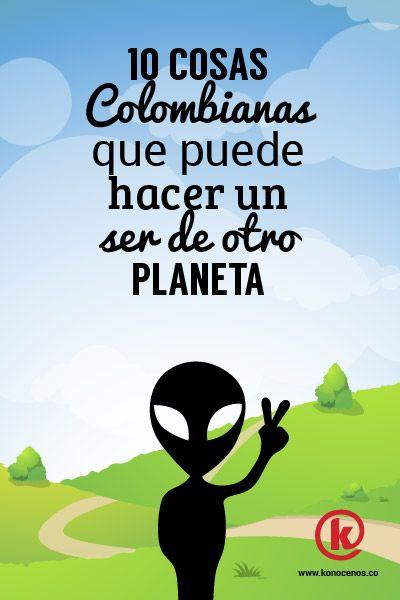 Si E.T. hubiese sido abandonado en el Guatavita la cosa no habría sido igual; si Alf viviera con una típica  familia colombiana en Pasto, habría sido fanático del cuy.