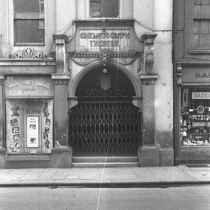 """The Mary street cinema or the """"Maro"""" was founded by John J. Farrell in December 1912. It closed on 11 January 1959,"""
