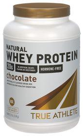 True #Athlete Natural Whey #Protein - #Chocolate #VitaminShoppe #contest