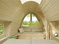 king of the frogs treehouse in germany mnster alemania 2012 andreas tree house interiorhouse interior designinterior