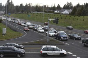 As Oregon officials consider placing tolls along Interstate 5 and Interstate 205 (tinyurl.com/yclvz9uu), Southwest Washington residents must make their voices heard. Silence is not an option regarding