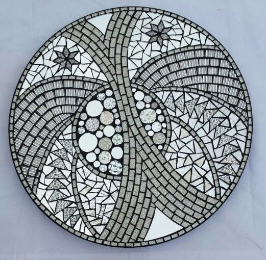 Argentum elements lazy susan by Glenys Fentiman