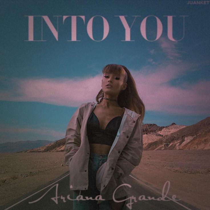 Ariana Grande - Into You made by Juanket | Coverlandia