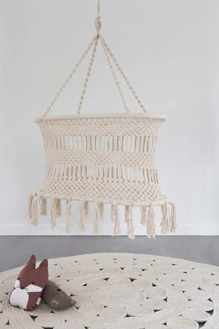 Boho Pendant Cover / Carpet