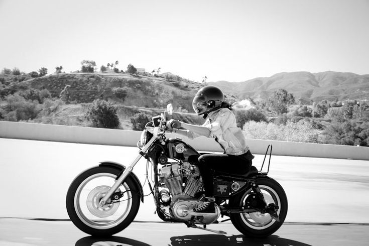 Babes Ride Out is the annual all-female bike rally that started as a text message; Photo courtesy of Babes Ride Out