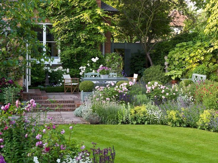 27 Stunning Small Cottage Garden Ideas For Backyard Inspiration Garten Haus Und Garten Cottage Garten Design