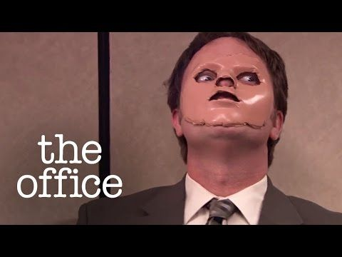 First Aid Fail // The Office US - This should be shown at the beginning of every cpr related class for all time.