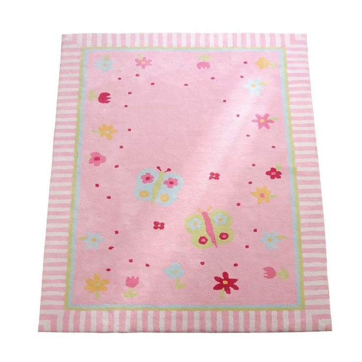 Kinderzimmer teppich, Kinderzimmer Teppich Sterne Karo Grau Kinder Teppiche Avec …