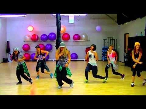 'TKO' Justin Timberlake DANCE FITNESS