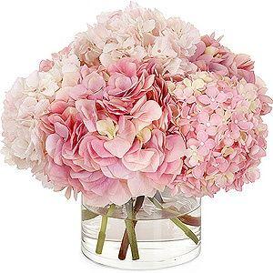 Pink Hydrangeas <3
