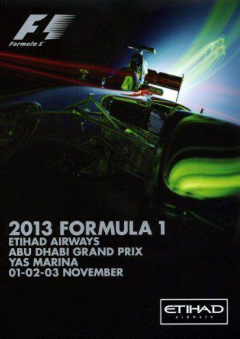 5º Abu Dhabi Grand Prix, Yas Marina, 2013