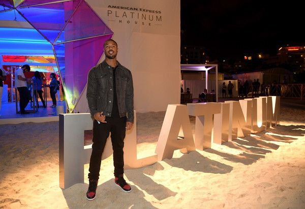 Michael B. Jordan Photos - Michael B. Jordan celebrates Miami Art Week at the American Express Platinum House at The Miami Beach EDITION on December 7, 2017 in Miami Beach, Florida. (Photo by Jason Kempin/Getty Images for American Express Platinum) * Local Caption * Michael B. Jordan - Drake & Virgil Abloh Celebrate Miami Art Week At The American Express Platinum House At The Miami Beach EDITION