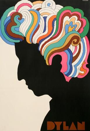 Dylan Premium Edition by Milton Glaser at Art.co.uk