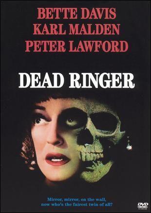 The first Bette Davis movie I ever saw.