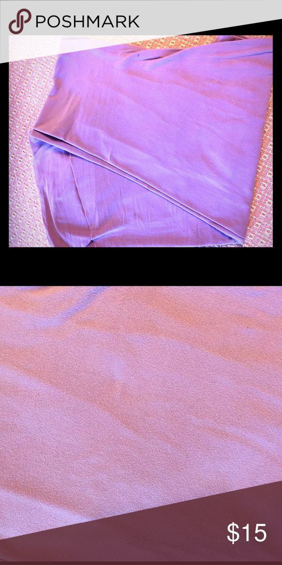 Deep lavender TC solid leggings by LulaRoe Gorgeous Deep lavender leggings, TC, by LulaRoe. NWOT LuLaRoe Pants Leggings